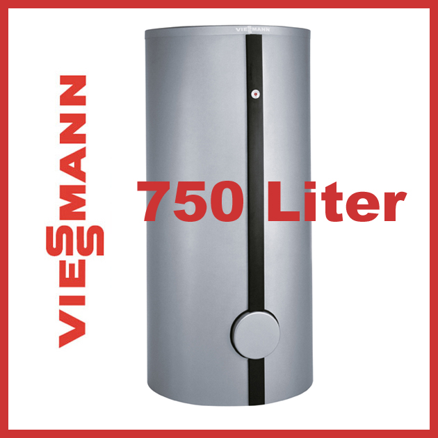 viessmann stehender warmwasserspeicher vitocell 100 v cva 750 liter ebay. Black Bedroom Furniture Sets. Home Design Ideas