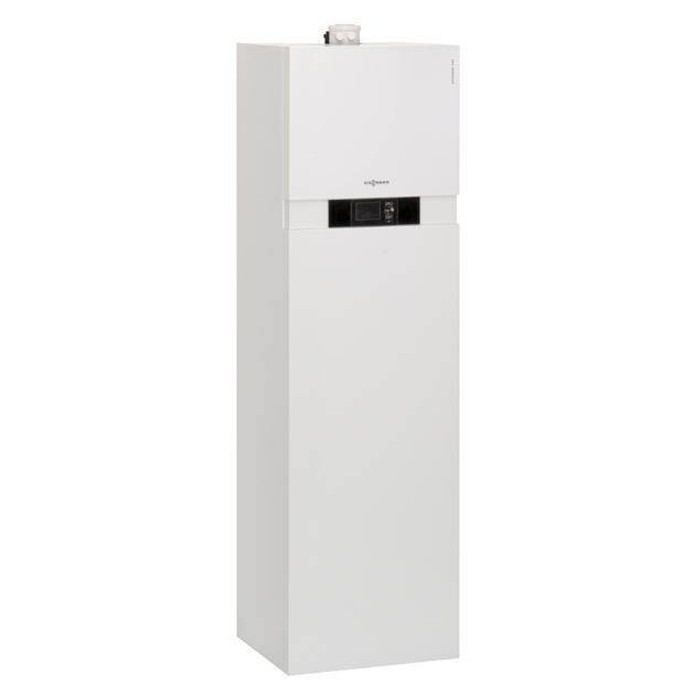 viessmann solar kompaktger t vitodens 343 f 11 kw vitotronic 200 gas brennwert ebay. Black Bedroom Furniture Sets. Home Design Ideas