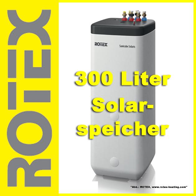 rotex sanicube scs 328 14 0 p energiespeicher 300 liter warmwasserspeicher ebay. Black Bedroom Furniture Sets. Home Design Ideas